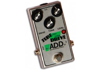 ADD+ TubeDrive Silver Edition - Overdrive Pedalı