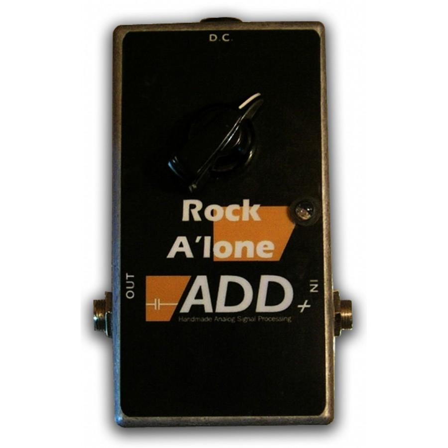 ADD+ Rock Alone