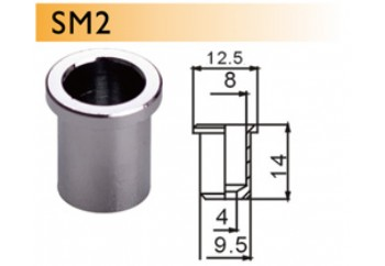 Dr. Parts SM2 String Ferrule SM2CR