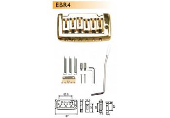 Dr.Parts EBR 4 Krom - Elektro Gitar Köprü Seti