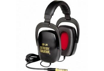 Direct Sound EX-29 Extreme Isolation Headphones Siyah - İzolasyonlu Stereo Kulaklık