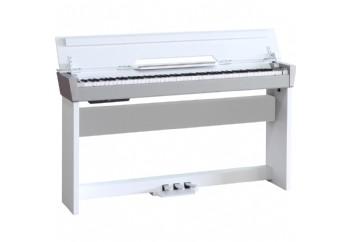 Medeli CDP6000 Mat Beyaz-Gümüş - Dijital Piyano