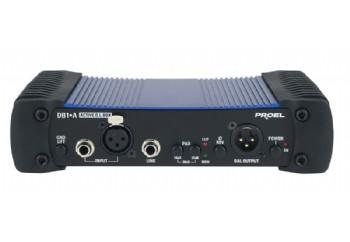 Proel DB1A - Aktif DI Box