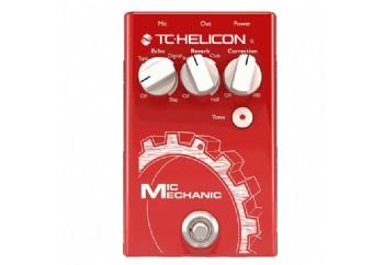 TC-Helicon Mic Mechanic 2 - Vokal Güçlendirici /Düzeltici Pedal