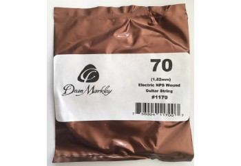 Dean Markley Wound Single 1171 - 070 - Elektro Gitar Tek Tel (Sarımlı)