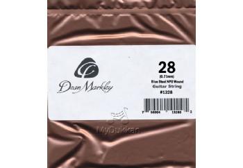 Dean Markley Wound Single 1328 - 028w - Elektro Gitar Tek Tel (Sarımlı)
