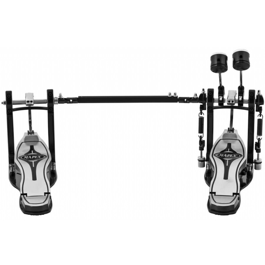 Mapex P900DTW Raptor Double Bass Drum Pedal Twin Pedal
