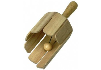Nino 558 Wood Ball Stirring Drum - Stirring Drum