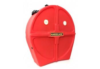 Hardcase HNP9CYM22 Cymbal Case Red - 22 inç Zil Kutusu