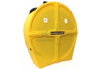 Hardcase HNP9CYM22 Cymbal Case Yellow - 22 inç Zil Kutusu
