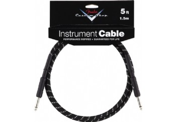 Fender Custom Shop Performance Series Cables Black (1.5)