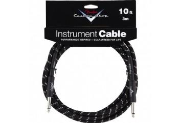 Fender Custom Shop Performance Series Cables Black Tweed (3 metre)