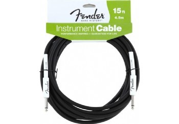 Fender Performance Series Cables Black (4.5 metre)