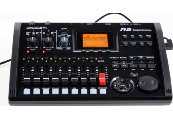 Zoom R8 Multitrack SD Recorder Controller and Interface