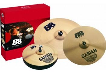 Sabian 45003 B8 Performance Set - Zil Seti
