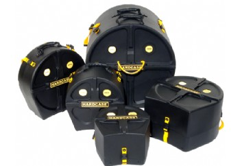 Hardcase HFUSION2 Siyah - Davul Kutusu