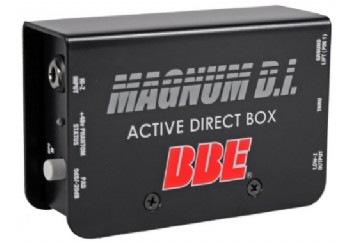 BBE MAGNUM DI - Aktif Direct Box