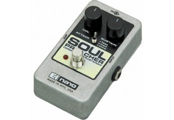 electro-harmonix Soul Preacher Compressor / Sustainer - Compressor / Sustainer Pedalı