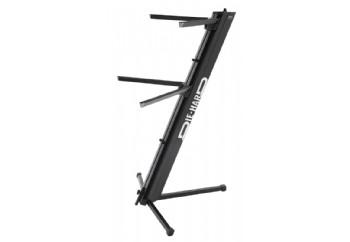 Proel DHKS10 BK - Matte black - Klavye Sehpası