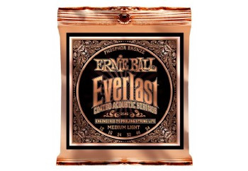 Ernie Ball 2546 Everlast Phosphor Takım Tel - Akustik Gitar Teli 012-054
