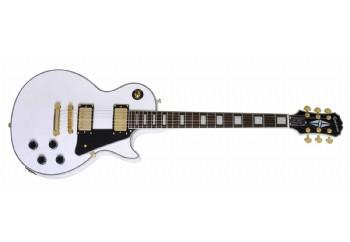 Epiphone Les Paul Custom PRO Alpine White - ENCTAWGH1 - Elektro Gitar