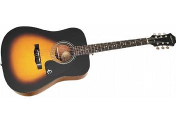 Epiphone DR-100 Vintage Sunburst - EA10VSCH1 - Akustik Gitar