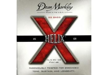 Dean Markley 2614B ML Helix HD Stainless Steel Takım Tel - 5 Telli Bas Gitar Teli 045-128