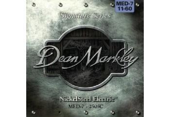 Dean Markley Nickel Steel 2505C Takım Tel