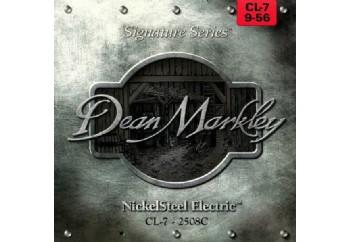 Dean Markley 2508C CL-7 Nickel Steel Takım Tel - 7 Telli Elektro Gitar Teli 009-056