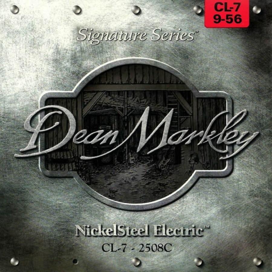 Dean Markley 2508C CL-7 Nickel Steel