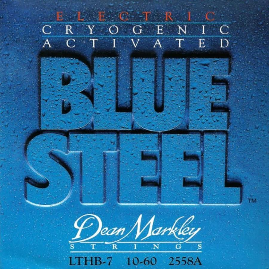 Dean Markley 2558A LTHB-7 Blue Steel Electric