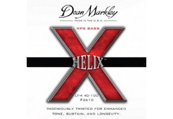 Dean Markley 2610 LT HELIX NPS Bass Takım Tel - Bas Gitar Teli 040-100