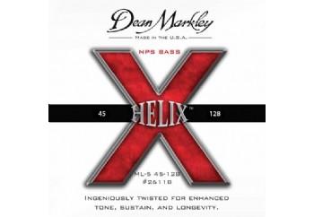Dean Markley 2611B ML HELIX NPS Bass 5-Stg Takım Tel - 5 Telli Bas Gitar Teli 045-128