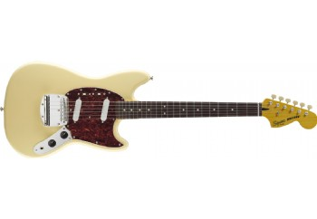 Squier Vintage Modified Mustang Vintage White - Elektro Gitar