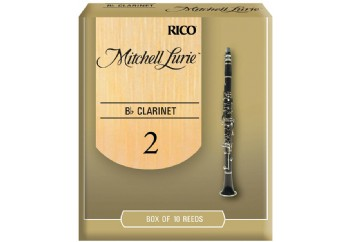 Rico Royal Mitchell Lurie Bb Clarinet Reeds 2