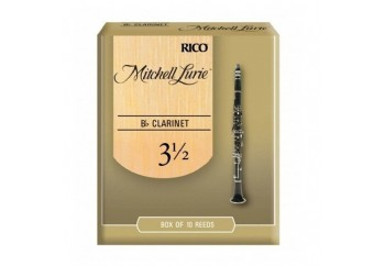 Rico Royal Mitchell Lurie Bb Clarinet Reeds 3.5