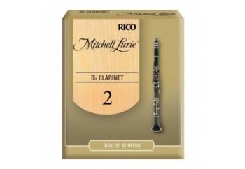 Rico Royal Mitchell Lurie Premium Bb Clarinet Reeds 2 - Bb Klarnet Kamışı (5'li Paket)
