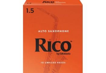 Rico Royal RJA10 Alto Saxophone 1,5 - Alto Saksofon Kamışı