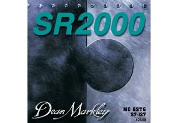 Dean Markley SR2000 Bass 2698 Takım Tel - 6 Telli Bas Gitar Teli 045-127