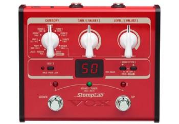 Vox StompLab 1B - Bas Gitar Prosesör