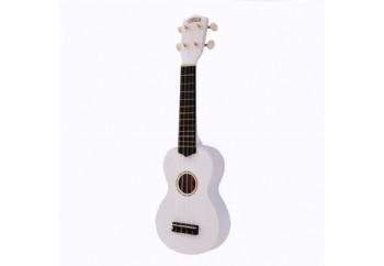 Carlos CRU50 WHT - Beyaz - Ukulele