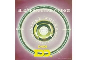DADI EG220 Takım Tel - Elektro Gitar Teli 009-042