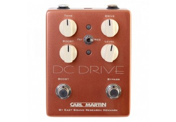 Carl Martin DC Drive - Overdrive Pedalı
