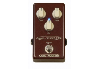 Carl Martin AC Tone Single Channel - Overdrive Pedalı