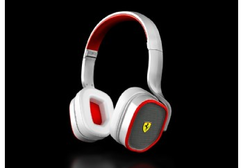 Ferrari Scuderia R200 White - Kulaklık