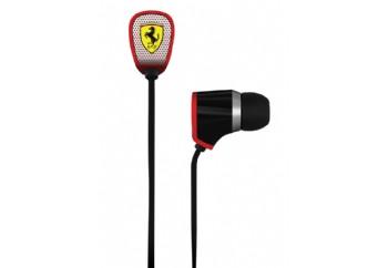 Ferrari Scuderia R100 Black - Kulakiçi Kulaklık