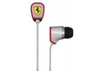 Ferrari Scuderia R100 White - Kulakiçi Kulaklık