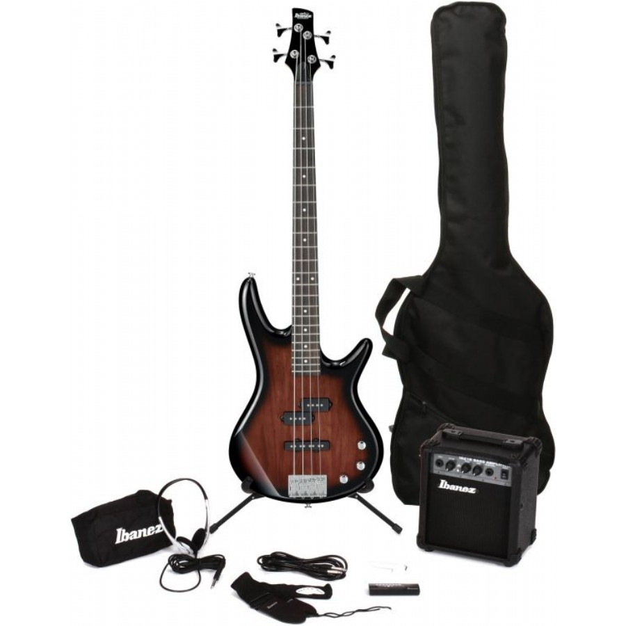 Ibanez IJSR190 Jumpstart Bass Package
