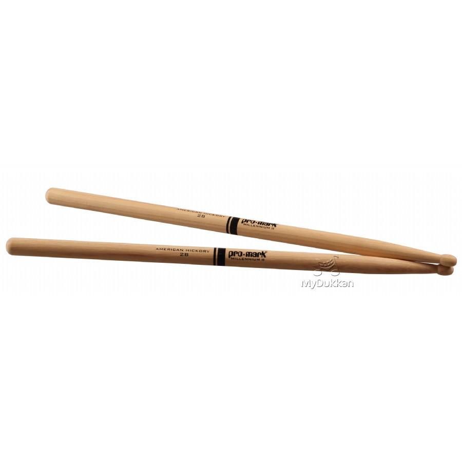 Promark TX2BW Hickory 2B Wood Tip