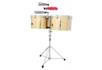 LP LP1516B Prestige Thunder Timbs - Brass - Timbale 15